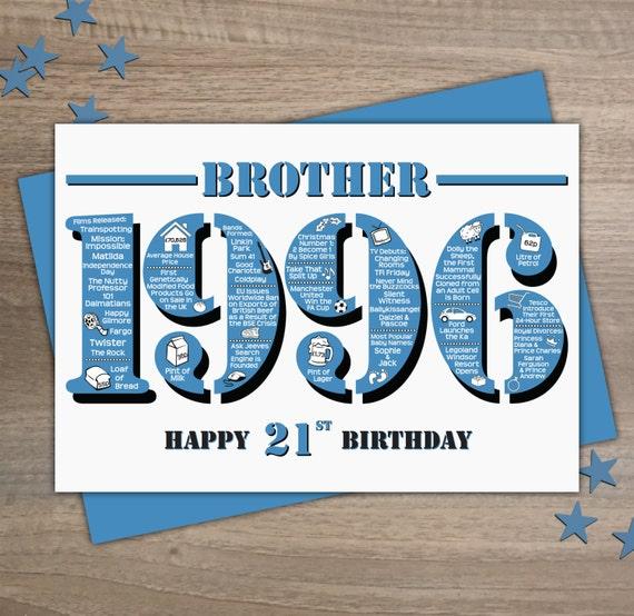 Happy 21st Birthday Br...