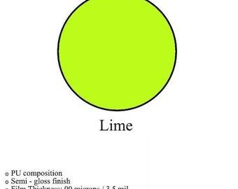 Heat Transfer Vinyl ~Lime