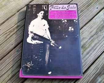 Vintage 1967 Fille de Joie Book of Courtesans Sporting Girls Ladies Of The Evening Madams 1967
