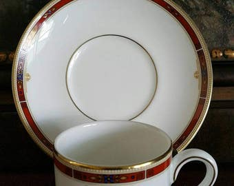 Wedgwood Colorado Demitasse Cup and Saucer