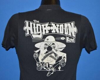 80s High Noon Band Old West Bandito t-shirt Small