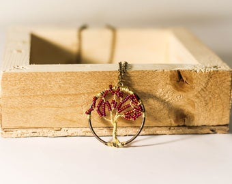 Passion - Tree of Life Pendant