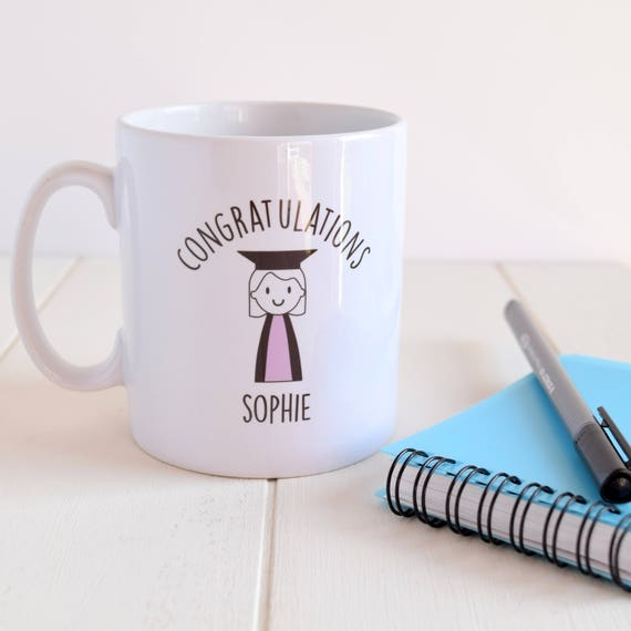 Girl's Graduation mug - Graduation gift - Graduation