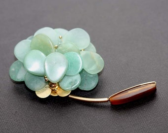 Blossoming Brooch / Pendant