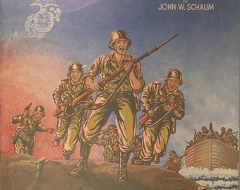 "1942 Sheet Music, ""The Marine's Hymn"""