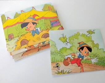 Pinocchio Envelopes - Stationary Set of 10 LARGE