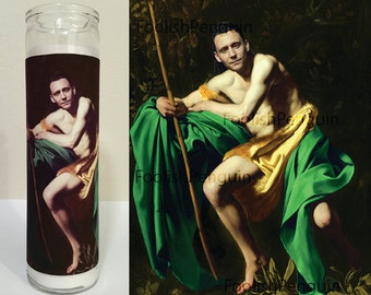 Loki Devotional Candle