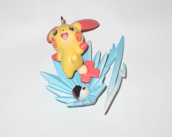 Pokemon Plusle Figurine Made Into Your Choice of Options