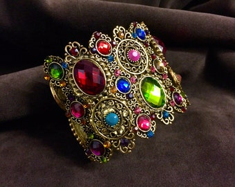 Antique colorfull bangle