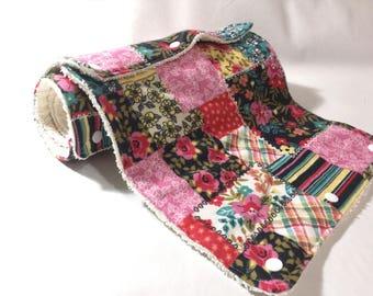 Unpaper Towels // Reusable Paper Towels // Cloth Paper Towels // Snapping Towels // Kitchen Towels