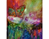 Print. Alcohol Ink. Alcoh...