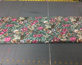 CH Flower pot floral Fabric by the yard