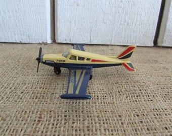 Matchbox Commanche Plane, Vintage Matchbox Piper Commanche Toy Plane, Old Matchbox Plane, 1976 Matchbox Airplane, Toys, Matchbox Toys