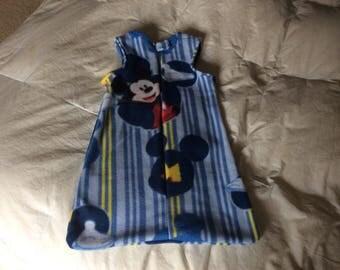 Mickey Mouse sleep sack