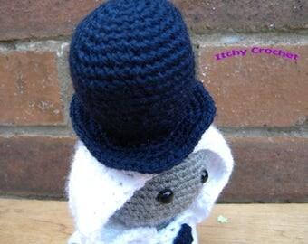 Inchoate Snowman Crochet Kit