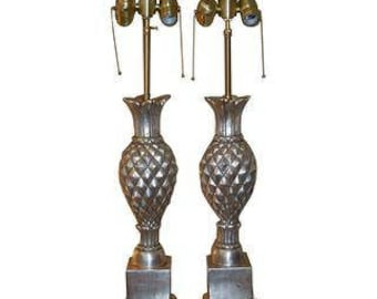 Thomas Morgan Table Lamps - A Pair