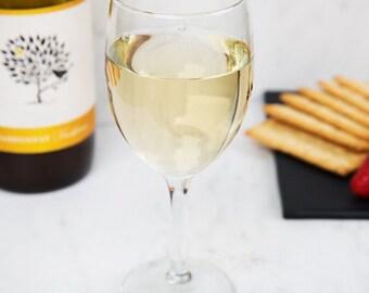 12 pcs DYI  18 OZ  Wine Glasses - G1351