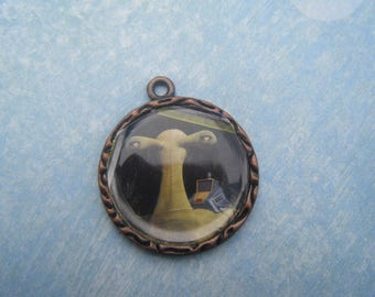 Star Wars: Old Jho Pendant