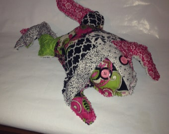 Frog - Tooth Fairy pillow