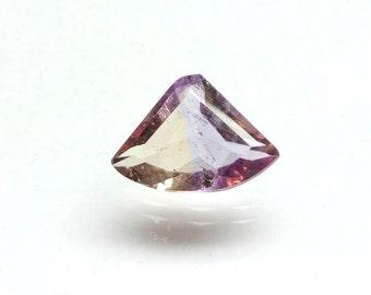 Loose Ametrine Stone / 15x11x5 mm 4.25 Carat