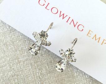 CLEARANCE SALE Eisenberg ice angel earrings
