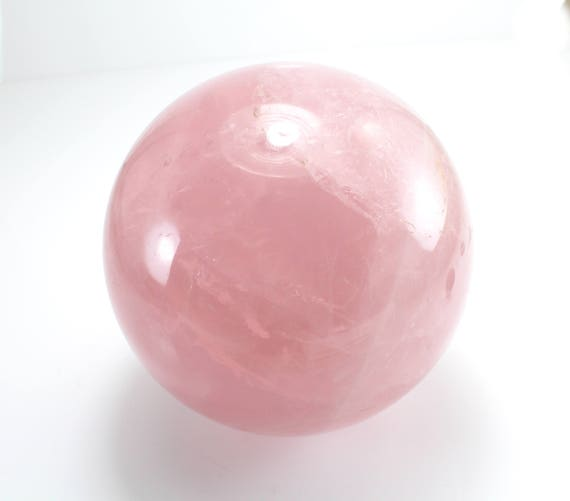 Rose Quartz Sphere, M-2012