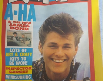 Look In magazine 4th July 1987
