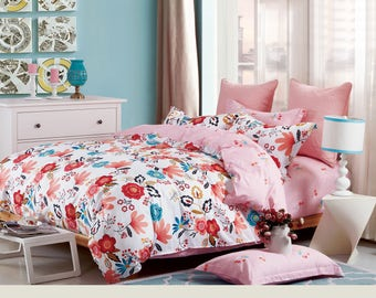 Double Bed Duvet Set (Design 1)