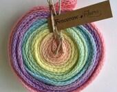 Spectrum // Dyed to Order // Gradient Merino Sock Yarn Blank // 100 grams // 400 yards