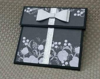 Personalized Gift Card Holder - Also works great with money!  (GC0025)