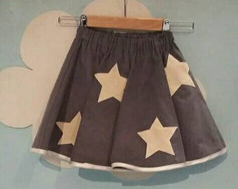 Rock star skirt