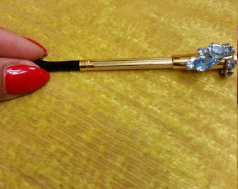 Rhinestoned Vintage Cigarette Holder