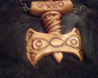 Skyrim Inspired Amulet of Talos