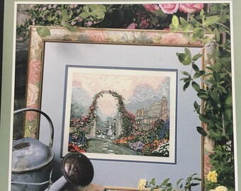 Thomas Kinkade - The Rose Arbor Cottage - Book 2