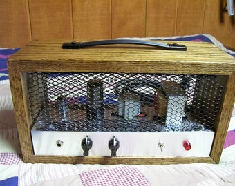guitar amp head tube type