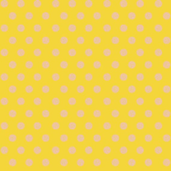 Spheres Amber Yellow Sunprint 2016  A-8138-Y by Alison Glass  Sold in 1/2 yd increments