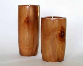 Cherry Tealight Candles Set