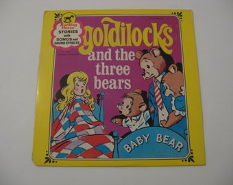 Goldilocks And The Three Bears / The Ugly Duckling  - Circa 1960's