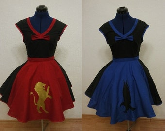 sorcerer's apprentice dress