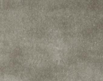 Light Grey Solid Plain Velvet Automotive Residential And Commercial Upholstery Velvet By The Yard | Pattern # C862