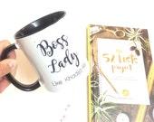 CEO Mug, Boss Lady Gift,