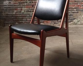 Mid century modern chair Arne Vodder for Vamo Sonderborg ella chair mid century desk chair danish modern chair