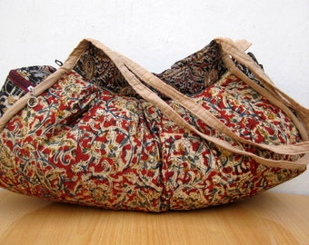 Handbag/ cotton bag/ multicolored bag /handicraft bag / handmade bag/  fashion bag/ gift item.