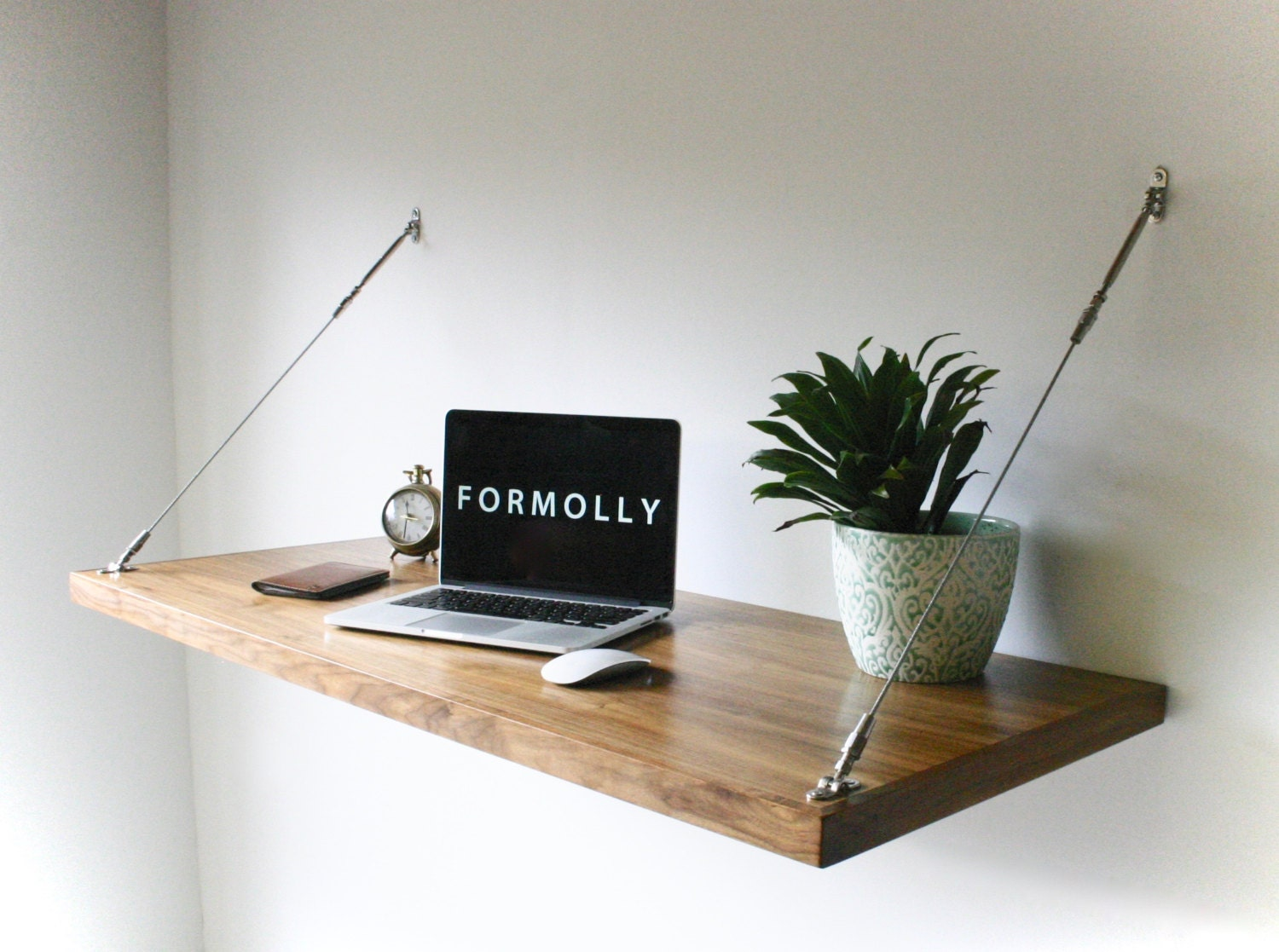 Standing Desk Wall Mounted Floating Desk