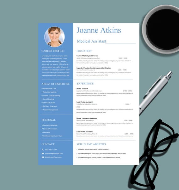 Medical Resume Template For Ms Word Nurse Resume Design