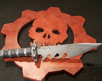 Gears of War 4 styled Execution knife