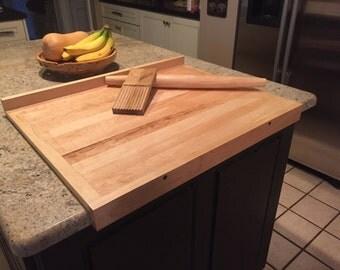 Pasta Board, Solid Maple