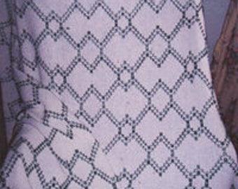 Garden Patterns for Swedish Weave