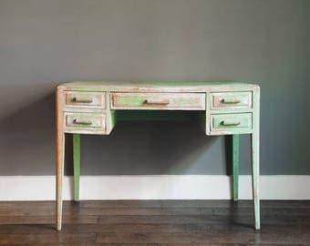 Art deco style desk