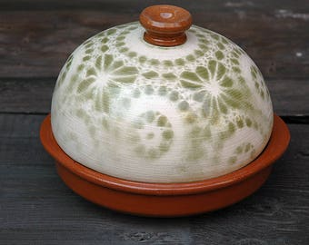 Ceramic cooking pot, Ceramic Baking Dish, tajine, Tagine, Moroccan Tagine